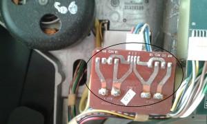 03 basetta condensatori