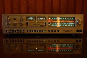 Grundig Receiver R35 HiFi: Una meraviglia sonora ed ottica