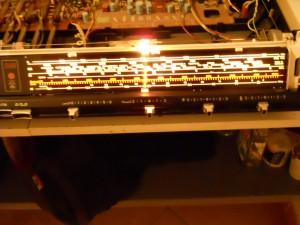 Grundig Studio 3010 - Frontale Illuminato