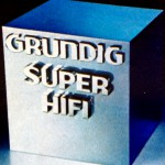 Logo Grundig Super HiFi