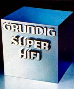 Grundig Super HiFi