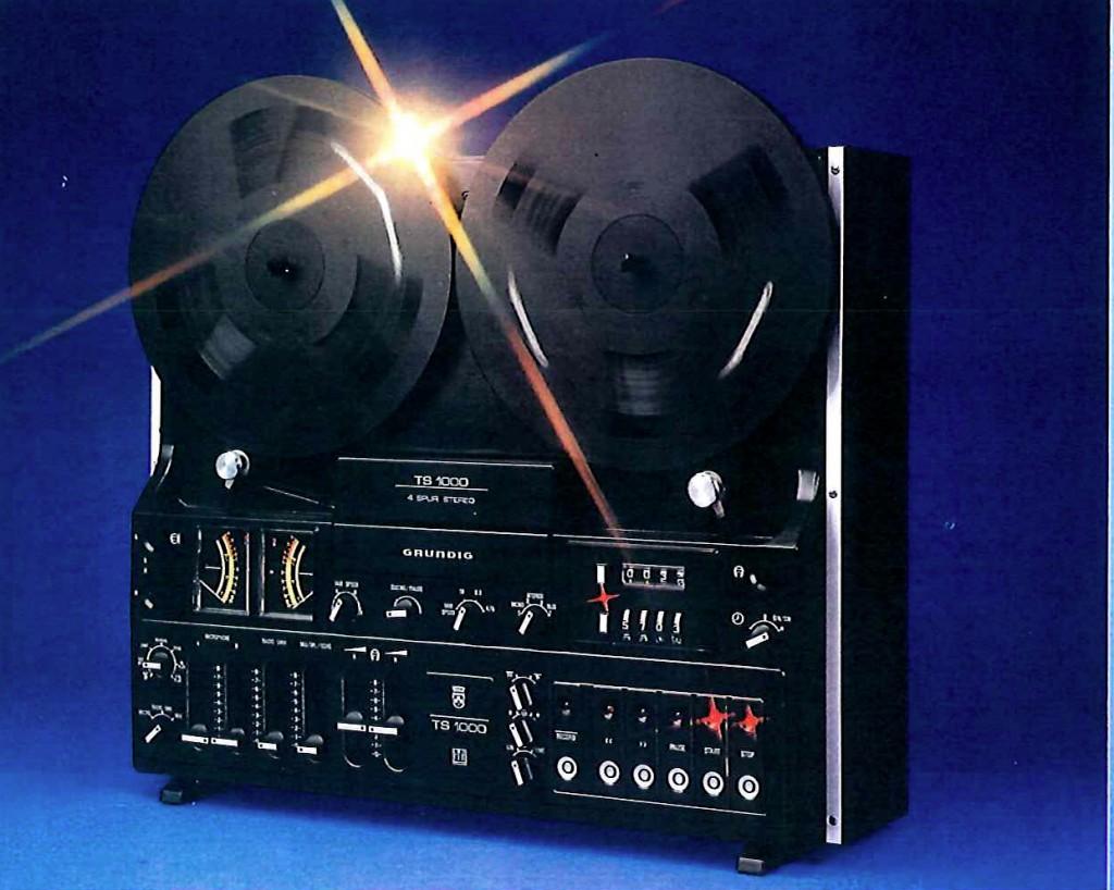 registratori a nastro Grundig