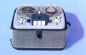 Grundig: 1952 - primo registratore prodotto