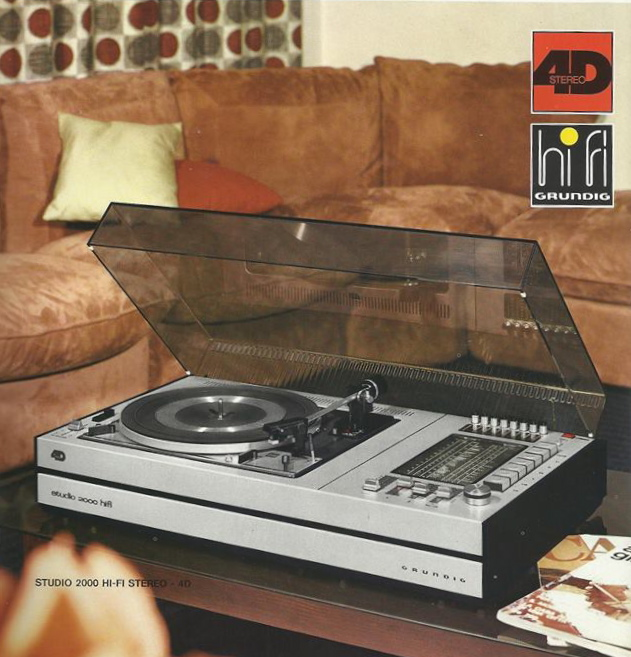 Grundig Studio 2000 HiFi 4D
