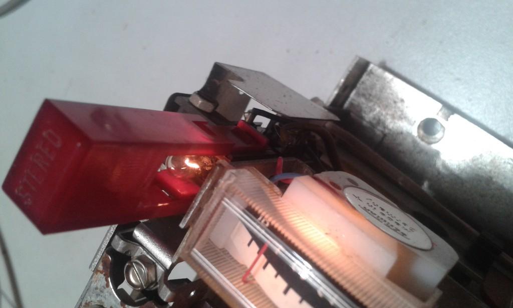 24 lampada stereo richiusura