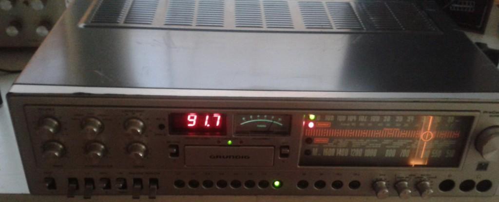 Grundig PreCeiver X55 - Test finale