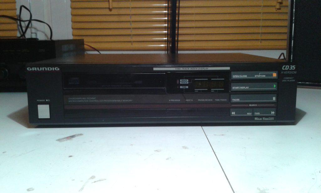 Grundig CD35 x