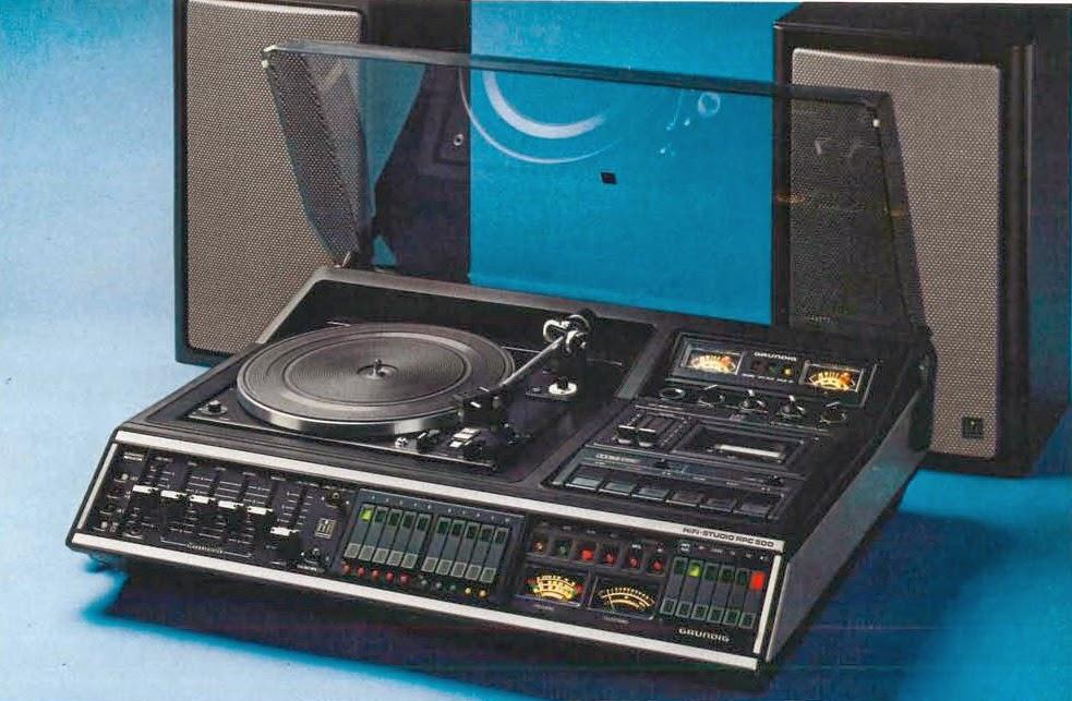 Grundig Studio RPC500 HiFi