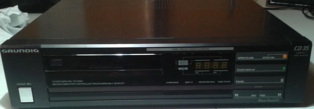 Grundig CD35