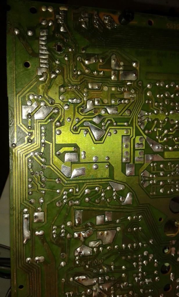 saldature circuito