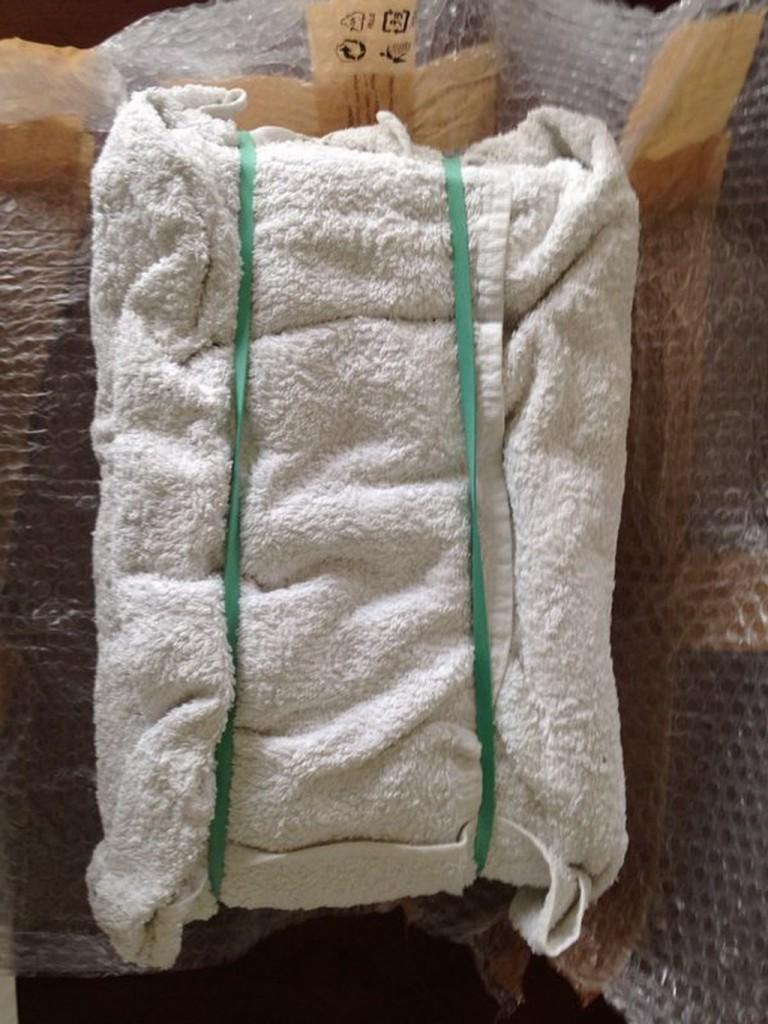 cn830 imballata asciugamani