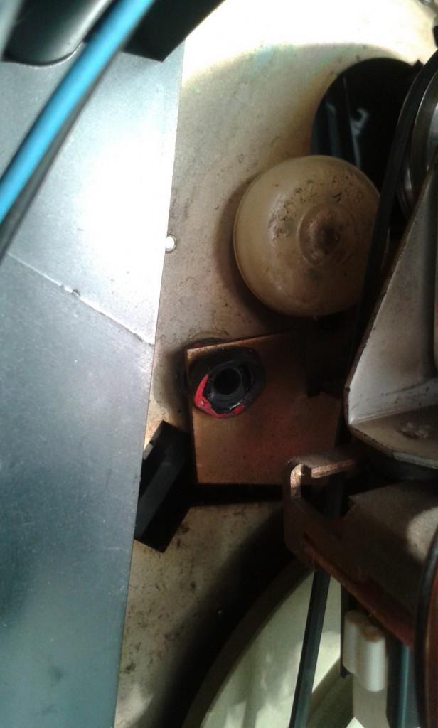 gommino motore rotto 2
