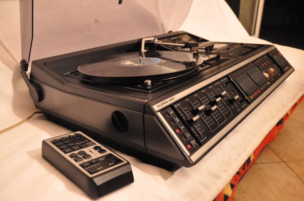 Grundig Studio RPC 600TP