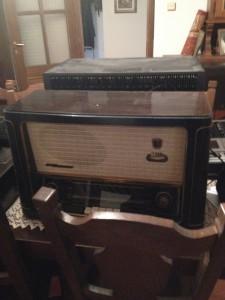 Grundig radio a valvole