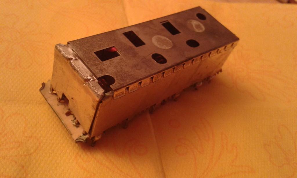 modulo pre antenna T35
