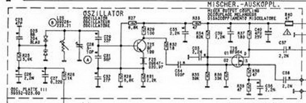 oscillatore T35