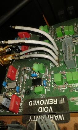 scheda audio filtro 2