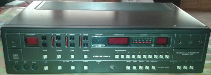 Grundig X6500 TP