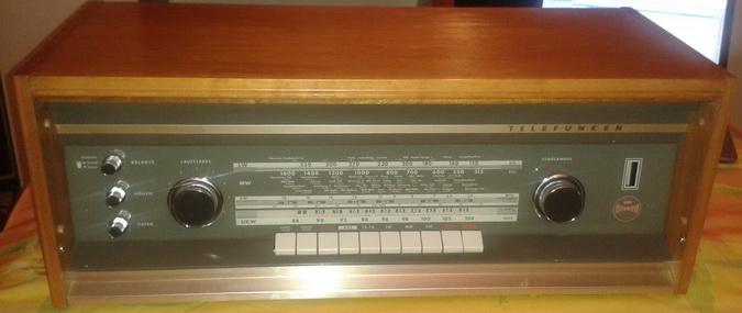 Telefunken Opus Studio 2650