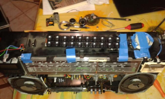 condensatore variabile 6