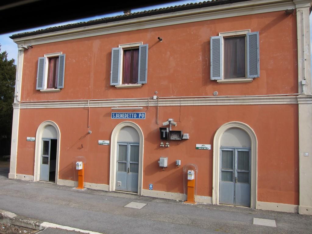 PIccole stazioni di provincia: San Benedetto Po (MN)