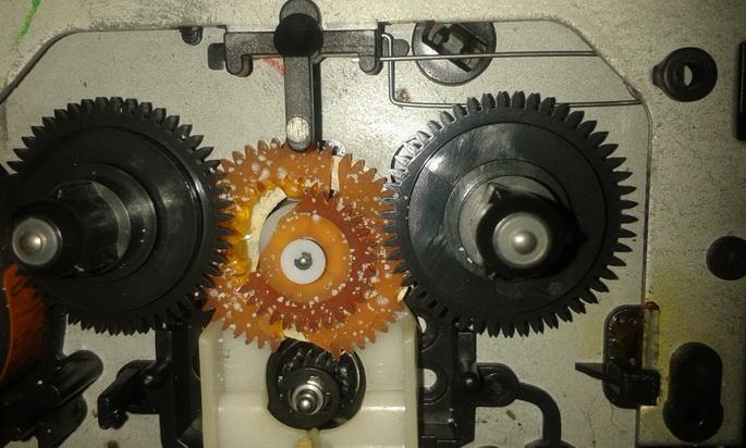 meccanica ingranaggio sopra 2