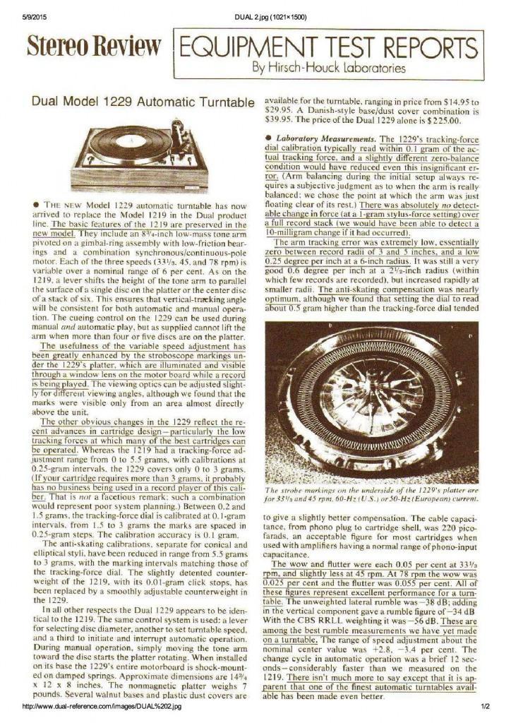 Radio electronics prova 1229 con misura capacità