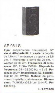 ar98 annuario Suono 1983