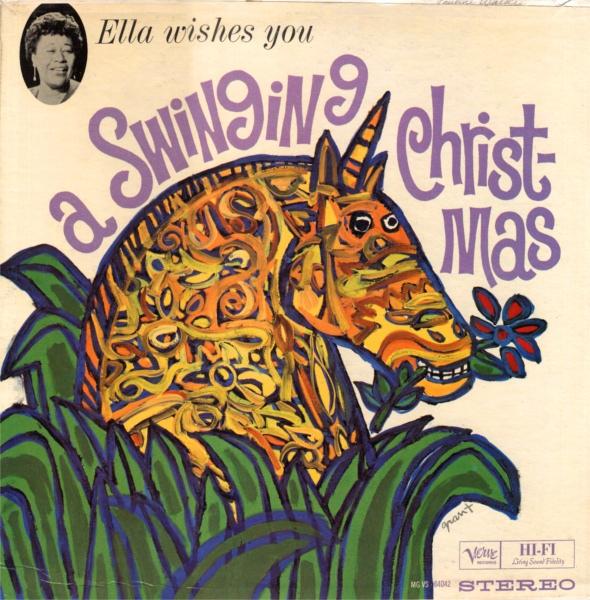 Copertina della prima edizione in vinile del 1960. Per gentile concessione Discogs.com