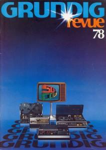 GRUNDIG REVUE 1978
