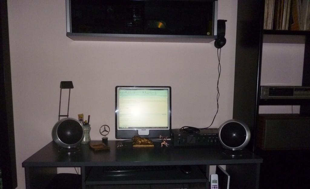 L'impianto per la musica liquida con le sorprendenti Kugelbox 310