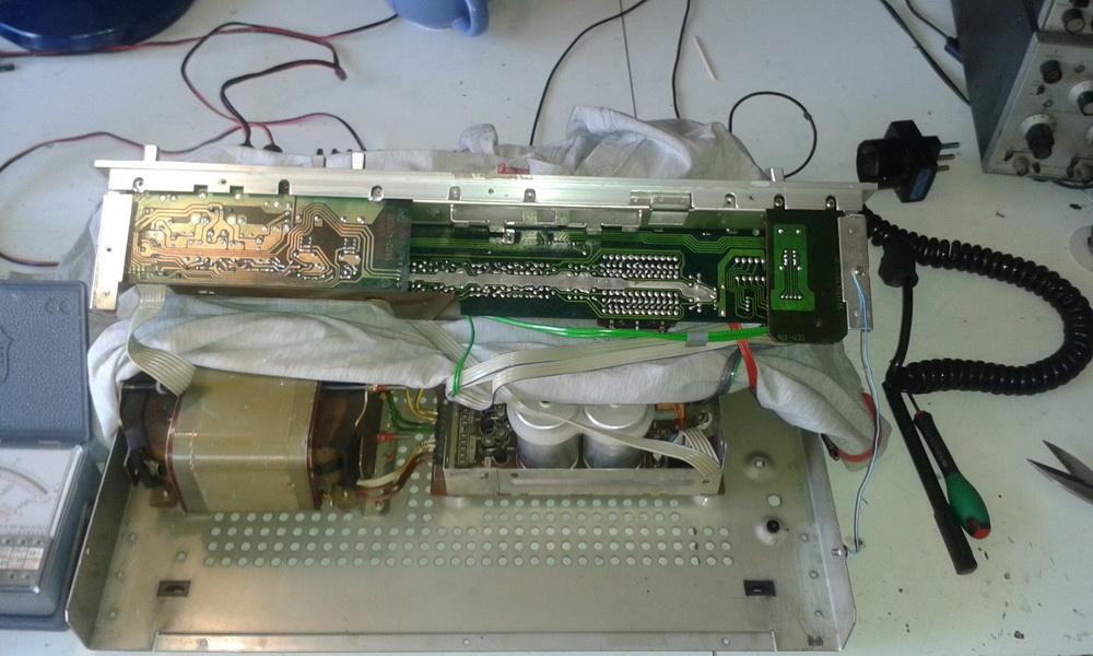 Grundig a5000 riparazione grundig love - Interruttore sonoro ...