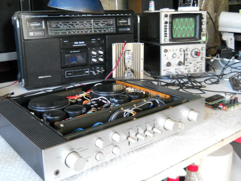 test con generatore 5