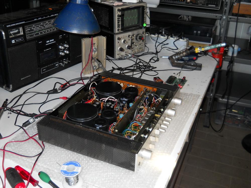 test con generatore 7