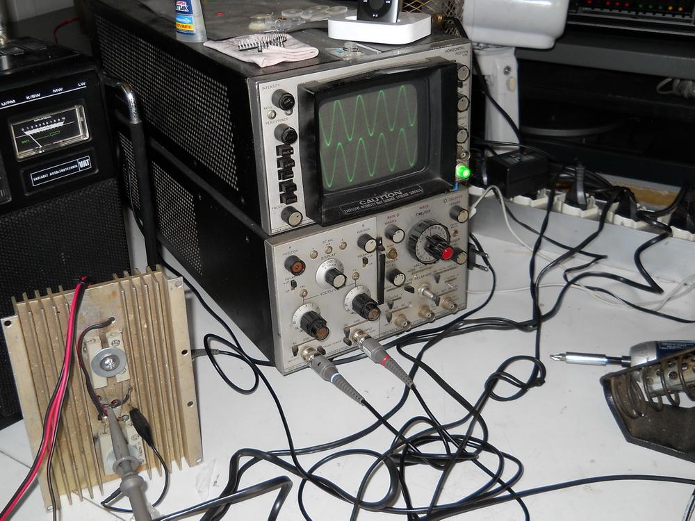 test con generatore 8